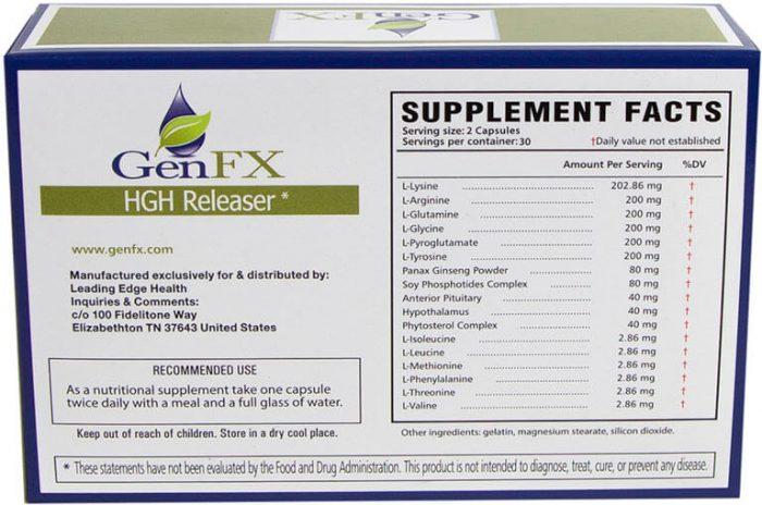 GenFX supplement