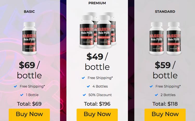 buyMassive MalePlus