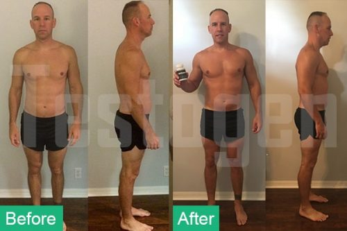 testogen review results