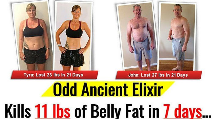The Flat Belly Fix Results