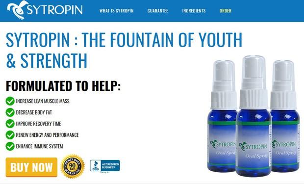 Sytropin review