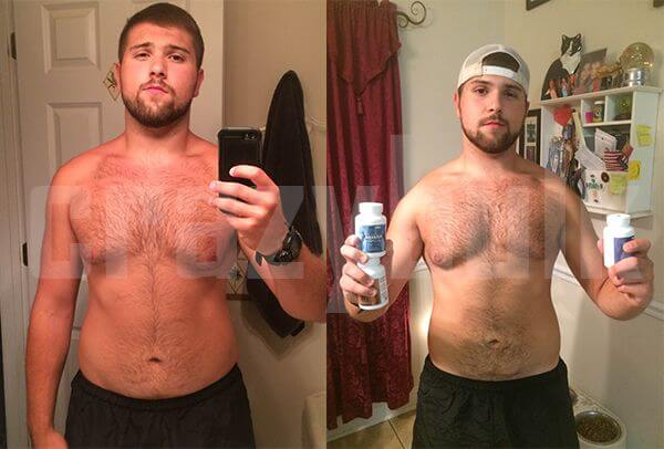 Before and After results with winsol