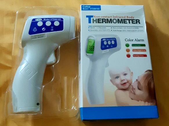 Thermosense Thermometer reviews